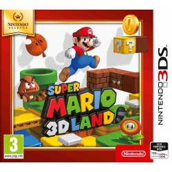 SUPER MARIO 3D LAND (3DS) SELECT 3DS