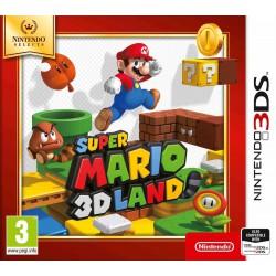SUPER MARIO 3D LAND (3DS) SELECT 3DS