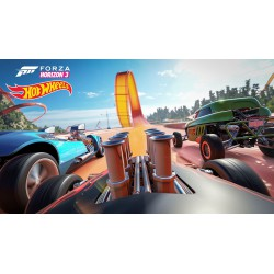 FORZA HORIZON 3 PL + HOT WHEEL S DLC (XONE) KOD