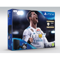 KONSOLA PLAYSTATION 4 SLIM 1TB +FIFA 18