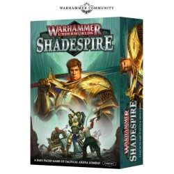 SHADESPIRE  Gra strategiczno/karciana AGE OF SIGMAR !