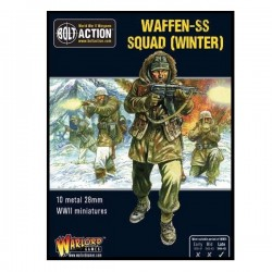 WAFFEN SS SQUAD (WINTER) BOLT ACTION