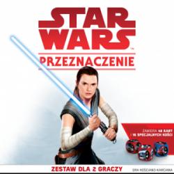STAR WARS PRZEZNACZENIE GRA KOŚCIANO-KARCIANA