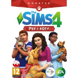 THE SIMS 4 PSY I KOTY PC