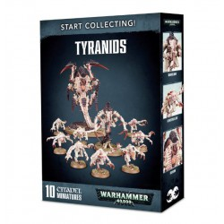 START COLLECTING! TYRANIDS EDYCJA 2017