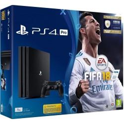 KONSOLA PLAYSTATION 4 PRO 1TB + FIFA 18