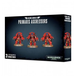 BLOOD ANGELS PRIMARIS AGGRESSORS WARHAMMER 40K