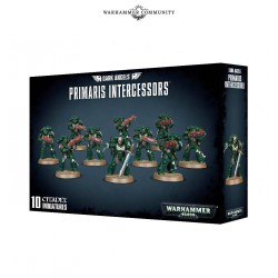 DARK ANGELS PRIMARIS INTERCESSORS WARHAMMER 40K