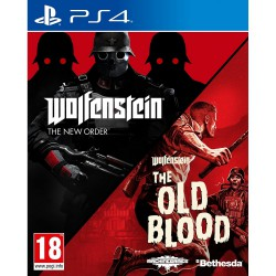 WOLFENSTEIN DOUBLE PS4