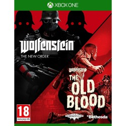 WOLFENSTEIN DOUBLE xone