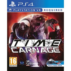 TIME CARNAGE (PS4) PLAYSTATION VR