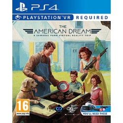 THE AMERICAN DREAM (PS4) PLAYSTATION VR