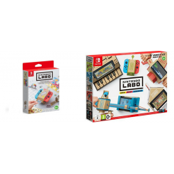 NINTENDO SWITCH LABO variety cust Set