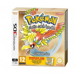 3DS POKEMON GOLD