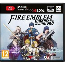 FIRE EMBLEM WARRIORS (3DS)