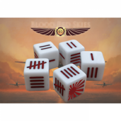 BLOOD RED SKIES dice