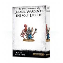 WARHAMMER LOTANN WARDEN OF THE SOUL LEDGERS