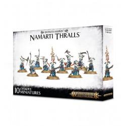 WARHAMMER IDONETH DEEPKIN: NAMARTI THRALLS