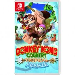 Donkey Kong Country Freeze...