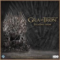 GRA O TRON : Żelazny Tron