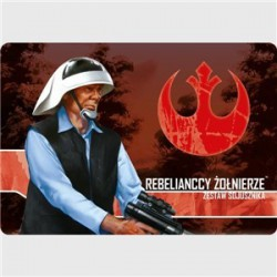 STAR WARS IMPERIUM ATAKUJE Rebelianccy Żołnierze