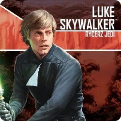 STAR WARS IMPERIUM ATAKUJE Luke Skywalker