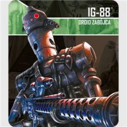 Star Wars IMPERIUM ATAKUJE IG-88 Droid Zabójca