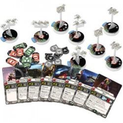 STAR WARS ARMADA Eskadry Myśliwców Rebelii II