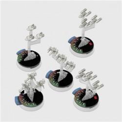 STAR WARS ARMADA Eskadry Myśliwców Rebelii