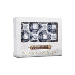 AGE OF SIGMAR SOUL WARS WOUND COUNTER