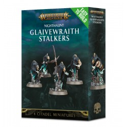 AGE OF SIGMAR SOUL WARS EASY TO BUILD Glaivewraith Stalkers