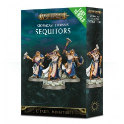 AGE OF SIGMAR SOUL WARS EASY TO BUILD Sequitors