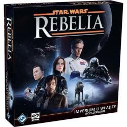 Star Wars Rebelia IMPERIUM U WŁADZY
