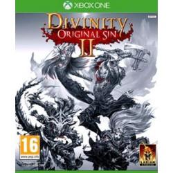 DIVINITY ORIGINAL SIN II (PS4)