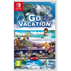 GO VACATION! (SWITCH)