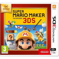 3DS SUPER MARIO MAKER SELECTS