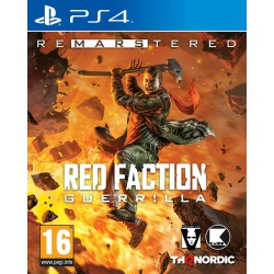 RED FACTION GUERILLA RE-MARS-TERED EDITION (PS4)