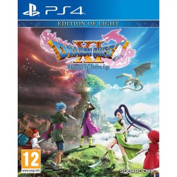 DRAGON QUEST XI: ECHOES OF AN ELUSIVE (PS4)