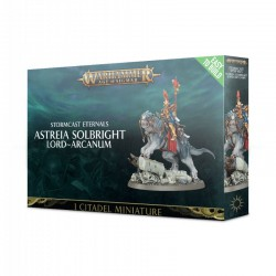 Warhammer AGE OF SIGMAR - ASTREIA SOLBRIGHT, LORD - ARCANUM