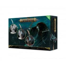 Warhammer AGE OF SIGMAR - zestaw NIGHTHAUNT + PAINT SET