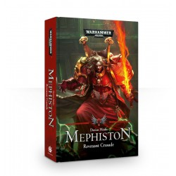 BLACK LIBRARY - MEPHISTON: THE REVENANT CRUSADE (okładka twarda)