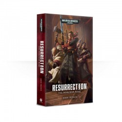 BLACK LIBRARY - RESURRECTION: THE HORUSIAN WARS - JOHN FRENCH (okładka miękka)