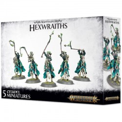Warhammer AGE OF SIGMAR - NIGHTHAUNT - HEXWRAITHS