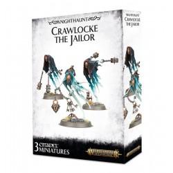 Warhammer AGE OF SIGMAR - NIGHTHAUNT - CRAWLOCKE THE JAILOR