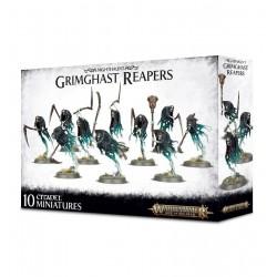 Warhammer AGE OF SIGMAR - NIGHTHAUNT - GRIMGHAST REAPERS