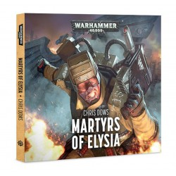 BLACK LIBRARY - MARTYRS OF ELYSIA (AUDIOBOOK)