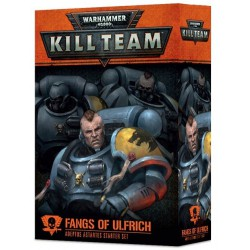 Warhammer 40:000 - KILL TEAM STARTER SET - FANGS OF ULFRICH