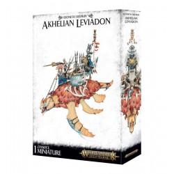 Warhhamer AGE OF SIGMAR - IDONETH DEEPKIN - AKHELIAN LEVIADON