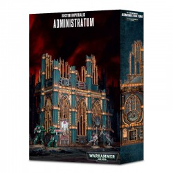 Warhammer 40:000 - SECTOR IMPERIALIS ADMINISTRATUM