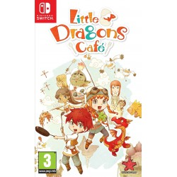 Nintendo Switch - Little Dragons Cafe